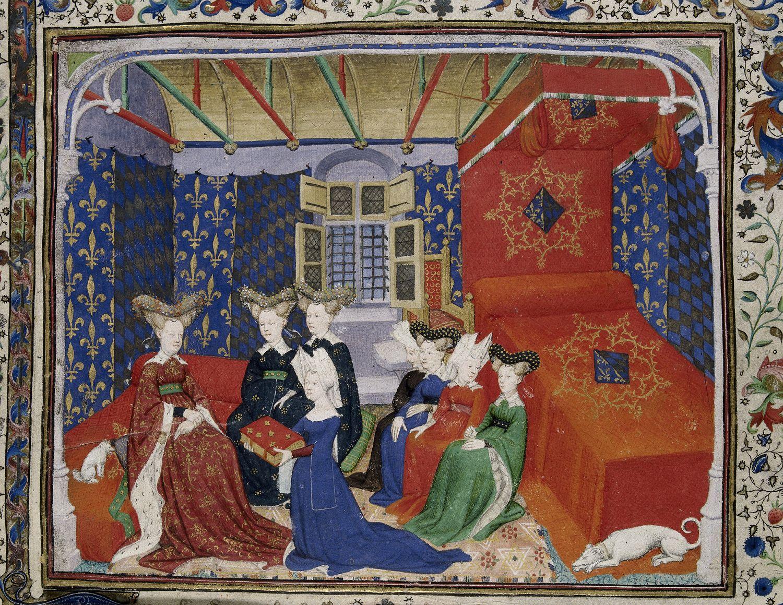 Christine de Pizan - feminista