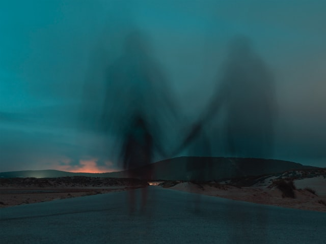 ghosting - Foto de Jr Korpa